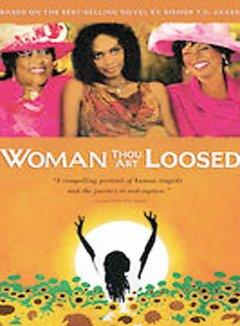 Woman Thou Art Loosed Book Cover