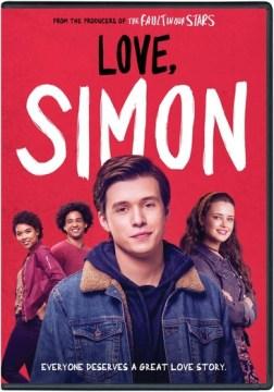 Love, Simon Book Cover