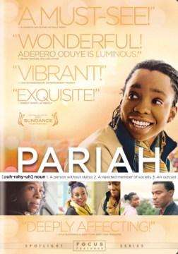 Pariah Book Cover