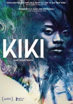 Kiki Book Cover