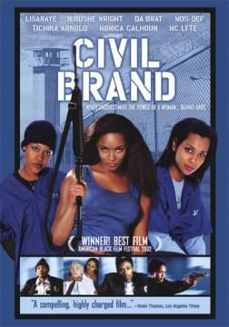Civil Brand Book Cover