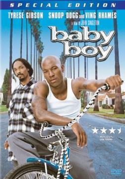 Baby Boy Book Cover