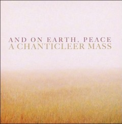 And on earth, peace