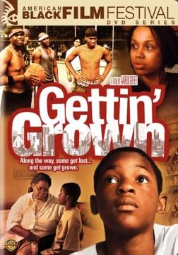Gettin' Grown Book Cover