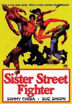 Sister Street Fighter