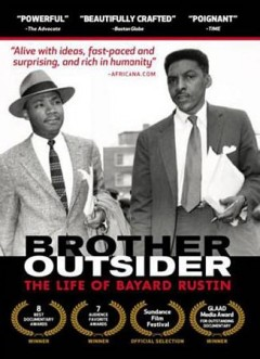 Brother Outsider Book Cover