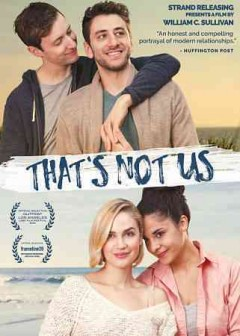That's Not Us Book Cover