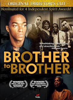 Brother to Brother Book Cover