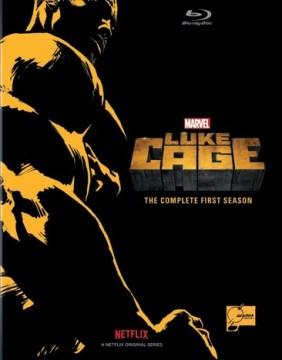 Luke Cage Book Cover