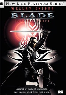 Blade Book Cover
