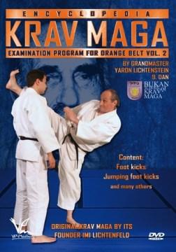 Krav Maga Encyclopedia Examination Program for Orange Belt