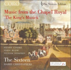 Music from the Chapel Royal