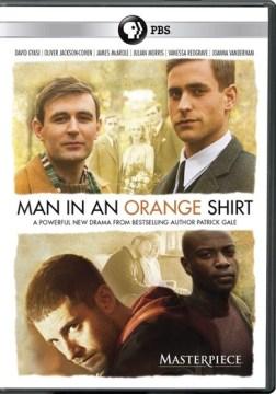 Man in An Orange Shirt Book Cover