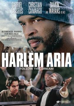 Harlem Aria Book Cover