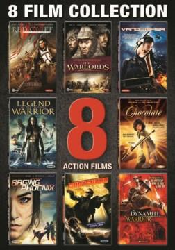 8 Action Feature Films