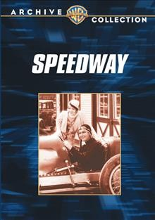 Speedway Book Cover