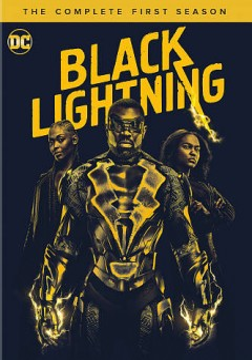 Black Lightning Book Cover