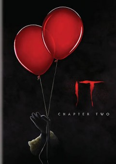 IT CHAPTER TWO (DVD)