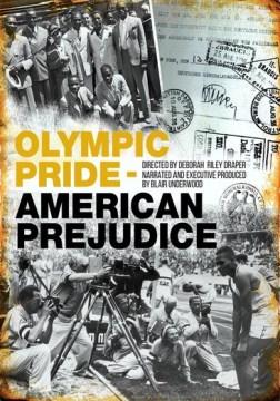 Olympic Pride, American Prejudice Book Cover