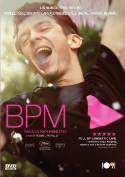 BPM (beats per minute) Book Cover