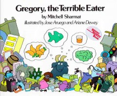 Gregory, the Terrible Eater Book Cover