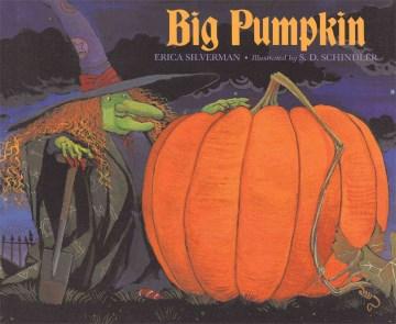 Big Pumpkin Book Cover