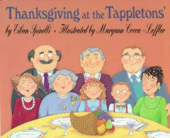 Thanksgiving at the Tappletons' Book Cover
