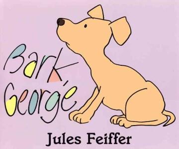 Bark, George Book Cover