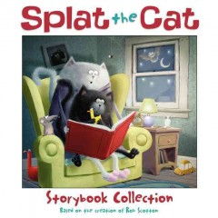 Splat the Cat Storybook Collection Book Cover