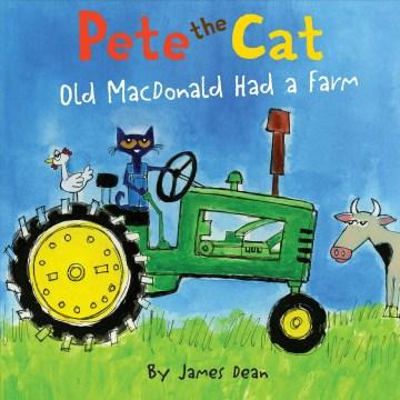 Old MacDonald Had A Farm Book Cover