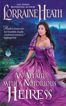 An Affair With A Notorious Heiress