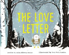 The Love Letter Book Cover