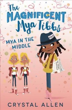 Mya in the Middle Book Cover