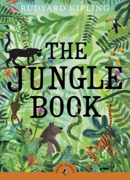 The Jungle Book Book Cover