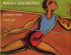 Wilma Unlimited Book Cover