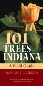 101 Trees of Indiana Book Cover