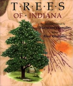 Trees of Indiana Book Cover
