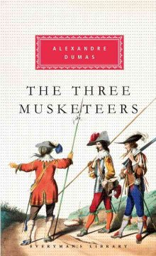 The Three Musketeers Book Cover