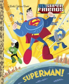 Superman! Book Cover