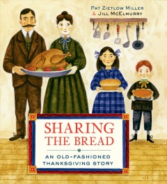 Sharing the Bread Book Cover