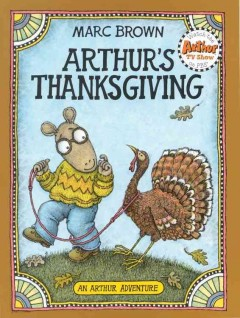 Arthur's Thanksgiving Book Cover