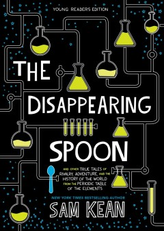 The Disappearing Spoon Book Cover