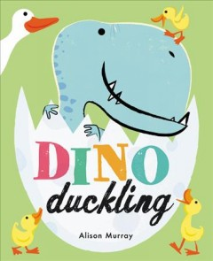 Dino Duckling Book Cover