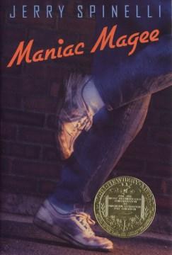 Maniac Magee Book Cover