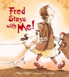 Fred Stays With Me Book Cover
