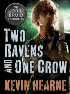 Two Ravens and One Crow