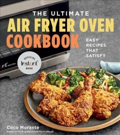 THE ULTIMATE AIR FRYER OVEN COOKBOOK