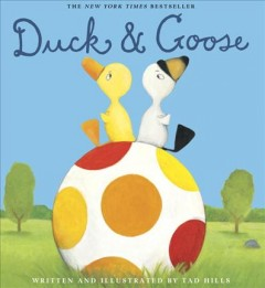 Duck & Goose Book Cover