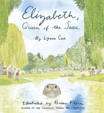 Elizabeth, Queen of the Seas Book Cover