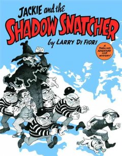 Jackie and the Shadow Snatcher